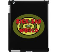 Sick Sad World iPad Case/Skin
