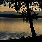 Evening In Vermont by Deborah  Benoit