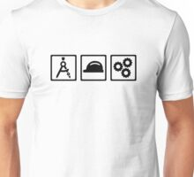 Engineer Architect set Unisex T-Shirt