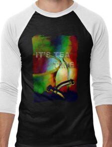 Tea time dreaming (T-Shirt) Men's Baseball ¾ T-Shirt