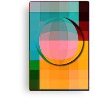 quadratic sphere Canvas Print