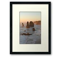 12 Apostles Framed Print
