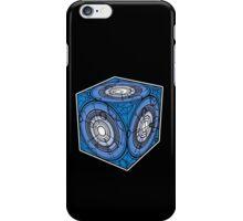 "Tardis ""Siege Mod"" Blue - Doctor Who iPhone Case/Skin"