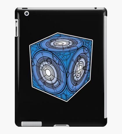 "Tardis ""Siege Mod"" Blue - Doctor Who iPad Case/Skin"