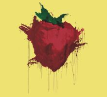 Strawberry from Across the universe Baby Tee