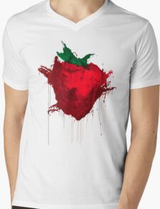 Strawberry from Across the universe Mens V-Neck T-Shirt