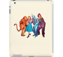 Wizard of Oz iPad Case/Skin