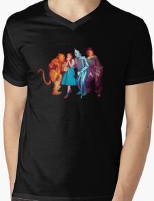 Wizard of Oz Mens V-Neck T-Shirt