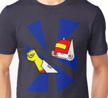 Anime Warrior Unisex T-Shirt