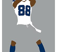 Dez Bryant by BaseballBacks