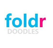 foldr DOODLES by Dylan Mazziotti