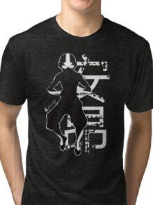 Keinage - Avatar Ang (Avatar State) Tri-blend T-Shirt