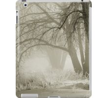 Ghosts In The Mist iPad Case/Skin