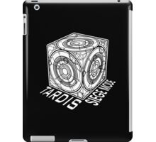 "Tardis ""Siege Mod"" Title - Doctor Who iPad Case/Skin"