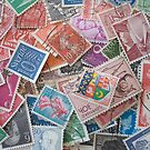 Stamps by Douglas Hill