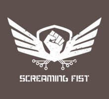 Operation Screaming Fist Insignia T-Shirt T-Shirt