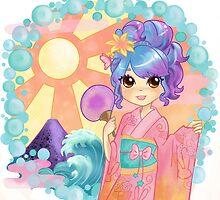 Happy New Year! by KaijuCupcakes