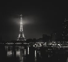 Midnight in Paris by Austen Risolvato