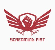 Operation Screaming Fist Insignia by WolfeCreative