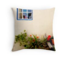 Six Panes Throw Pillow