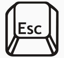 Esc Escape button Kids Clothes