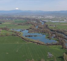 Table Rock to Mt McLoughlin by PacNorthImages