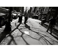 Skater's Web Photographic Print