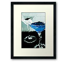 Martini Framed Print