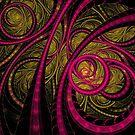Circular 3 by Sandy Keeton