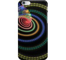 Spin Off iPhone Case/Skin
