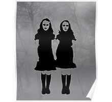 The Shining - Grady Twins Poster