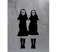 The Shining - Grady Twins Photographic Print