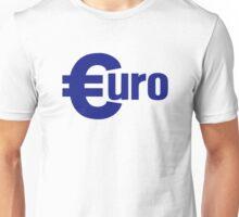 Euro money Unisex T-Shirt