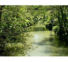 hidden waters Photographic Print
