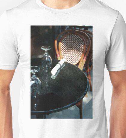 Open Table for Dinner Unisex T-Shirt