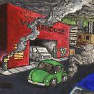 Big Gus' Sugar Cookie Warehouse by Conrad Stryker
