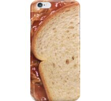 Peanut Butter and Jelly Sandwich iPhone Case/Skin