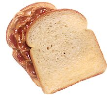 Peanut Butter and Jelly Sandwich by BravuraMedia
