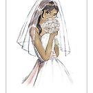 Blushing Bride Sidney by Veronica Miller Jamison