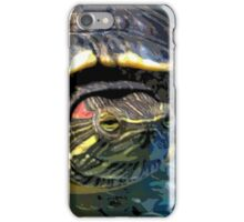 Red Eared Slider iPhone Case/Skin