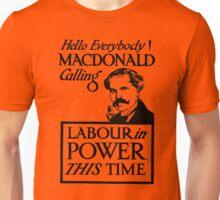 1923 ELECTIONS- LABOUR Unisex T-Shirt