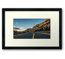 Route 12 - Escalante, Utah Framed Print