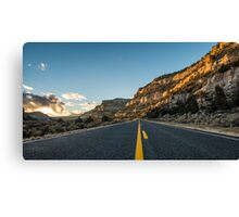 Route 12 - Escalante, Utah Canvas Print