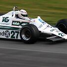 Alan Jones F1 by JohnGo