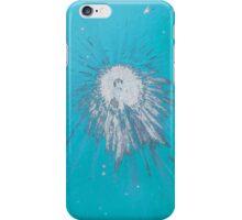 Impact #2 - Blue iPhone Case/Skin