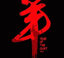 Year of the Goat by Lou Patrick Mackay