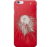 Impact #2 - Red iPhone Case/Skin