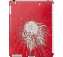 Impact #2 - Red iPad Case/Skin