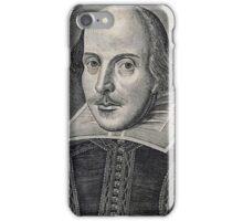 William Shakespeare Portrait iPhone Case/Skin