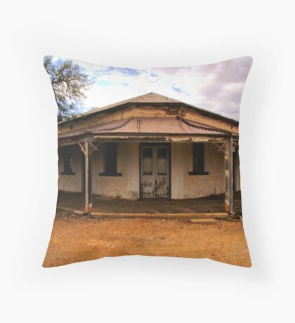Outback Hotel Throw Pillow